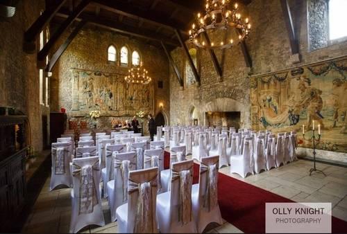 Allington Castle Wedding Venue-2
