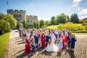 Allington Castle Wedding