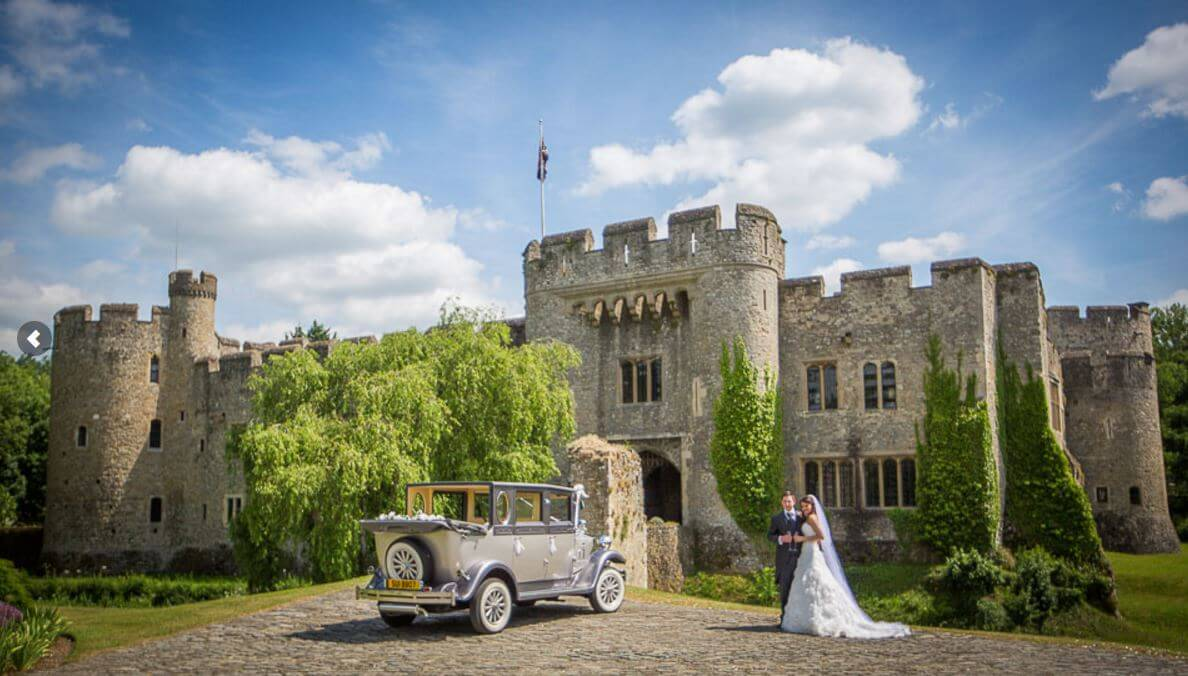 Weddings At Allington Castle Maidstone Kent Allington